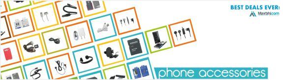 Maxbhi Mobile Accessories