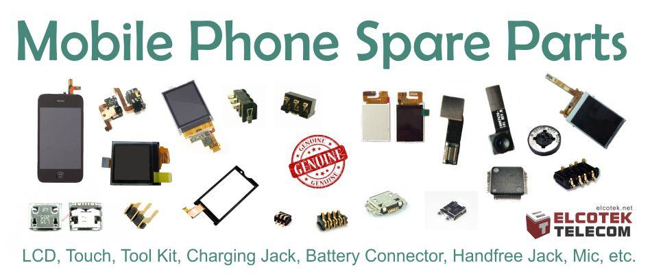 Elcotek Mobile Phone Spare Parts