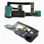 Audio handsfree Jack Part Ear piece Speaker Flex cable for Samsung i9000 Galaxy